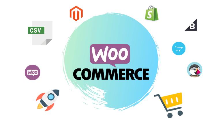 Cài Woocommerce cho website bán hàng