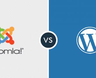So sánh wordpress và joomla