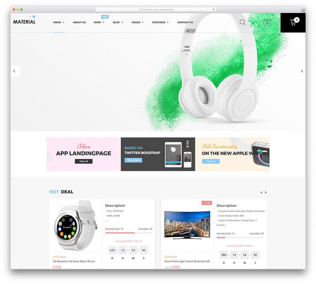 Website có giao diện đẹp