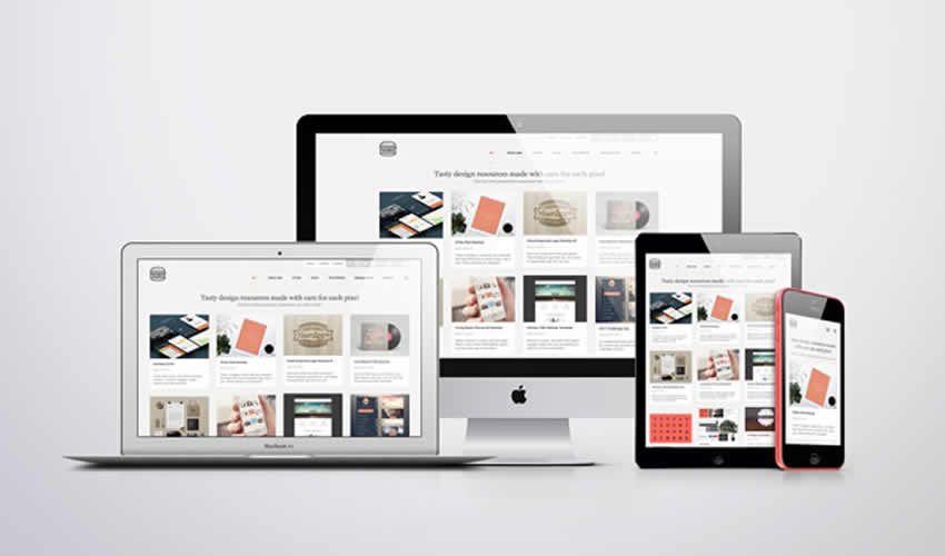 Thiết kế web chuẩn responsive