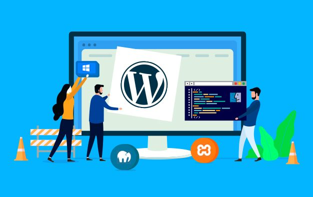 Wordpress-Thietkewebchuan