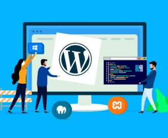 Cách tạo UI trong WordPress